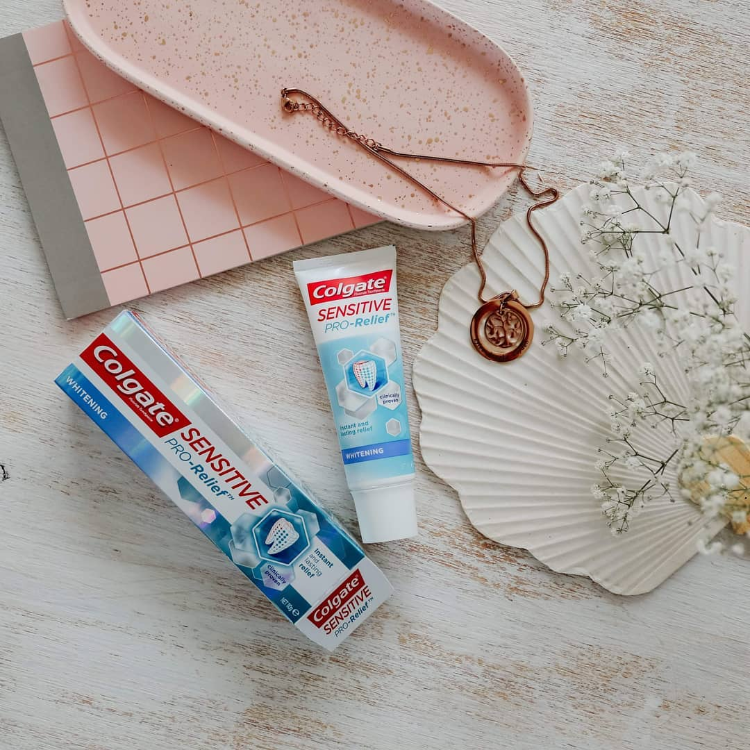 Colgate Sensitive Pro Relief Whitening Toothpaste 75 ml